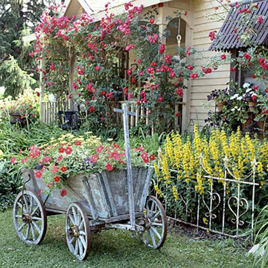 garden-party-decoration-vintage-style-garden-decorations-backyard-ideas