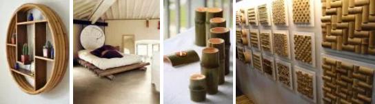 Ideias com Bambu