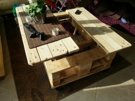 Unique Wooden Pallet Beds Ideas Pic 22 Cheap Easy And Creative Pallet Furniture Diy Ideas That Will