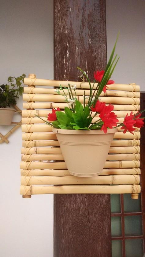 vaso-de-planta-com-suporte-de-bambu-planta