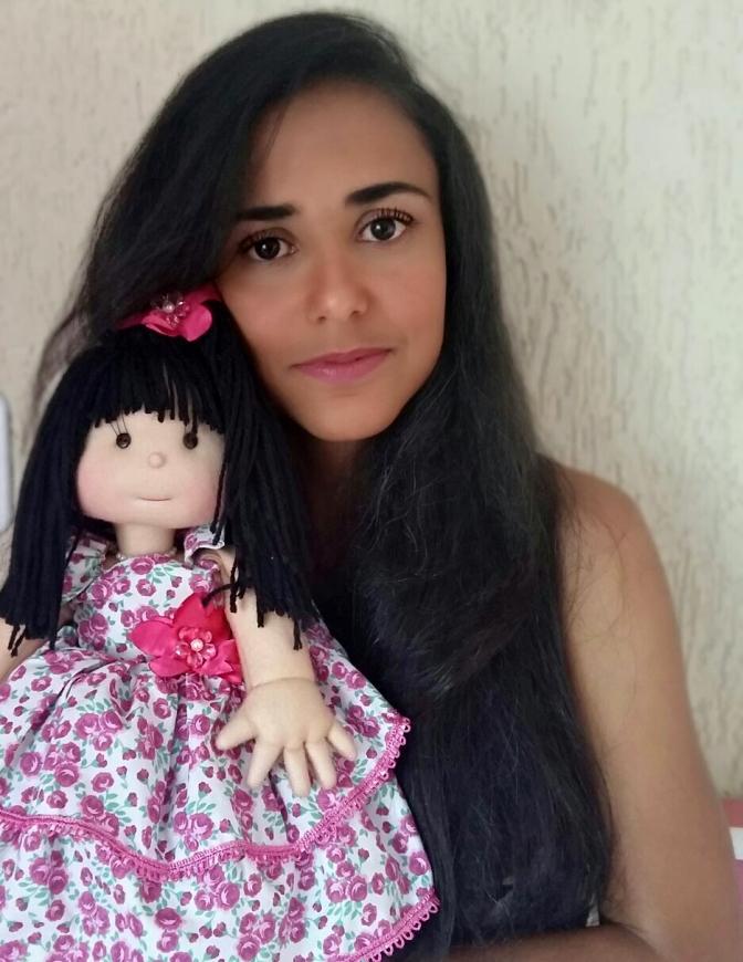 De desempregada à empresária de sucesso – Conheça a história da Artesã Luciene Lucila.