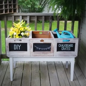 beautiful-chalkboard-wood-crates-for-storage-organization-decor