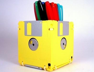 decoracao-com-disquetes-4