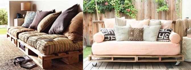 PALETE – Fazendo sofá e cama de palete em apenas 5 passos