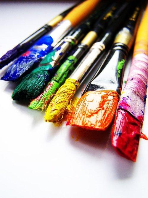 Saiba qual tinta usar para seu projeto